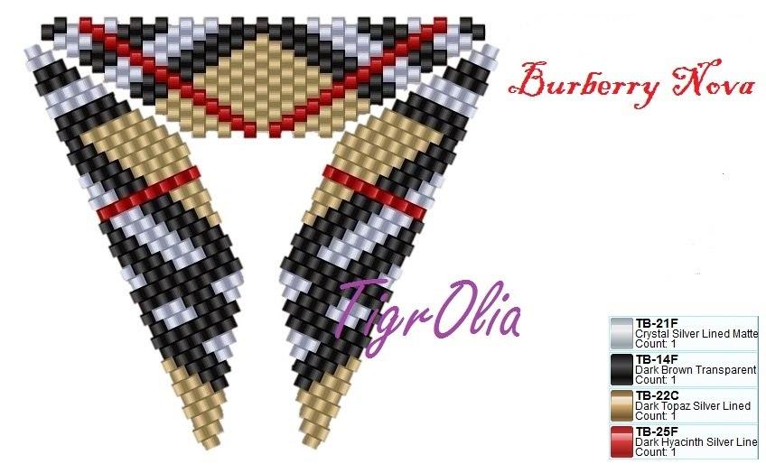 В результате у Вас должен получится вот такой треугольник.  А это схема моего узора. http://biser.info/node/237253.