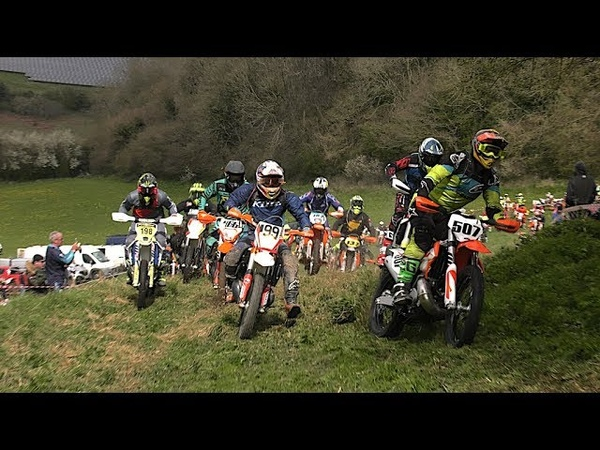 Wales and West Enduro Club 2019 Round 2 Clearwell Gloucestershire