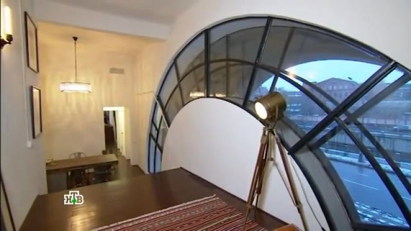 Гостиная мечты со шкафами-невидимками и столами-трансформерами