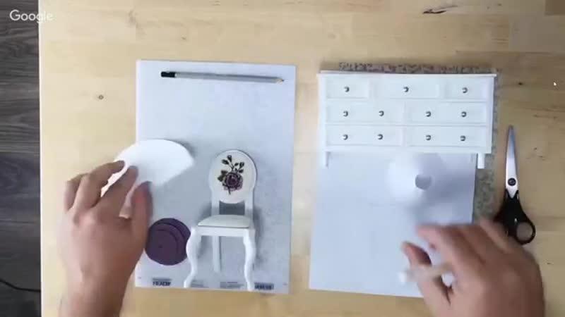 5 Кукольная мебель Сергей Костына
