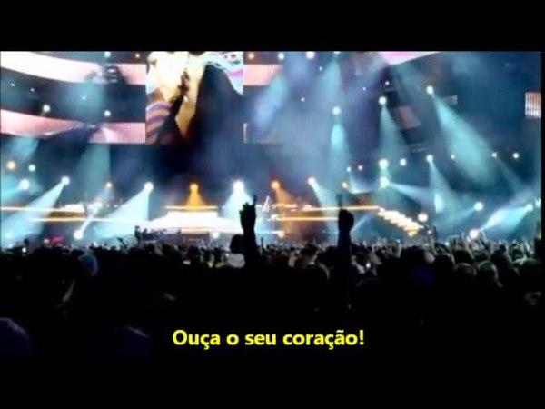 Laura Pausini - Ascolta il tuo cuore AO VIVO LEG. PT-BR