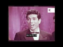 Crooner in a 1960s Nightclub, London in HD from 16mm