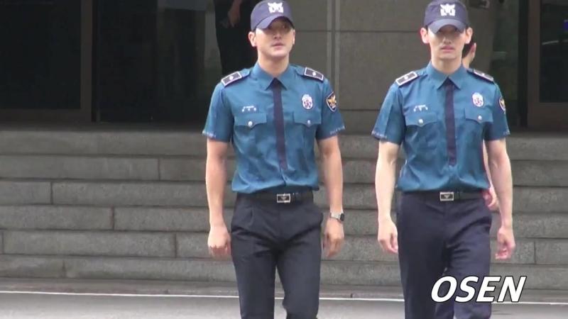 최강창민 최시원 제대