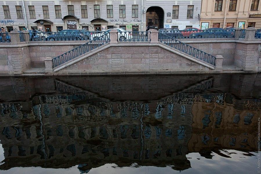 Канал Грибоедова метро