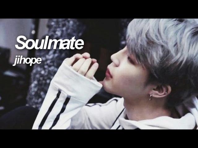 「bts fmv」 → jihope ← where is my love? | soulmate AU