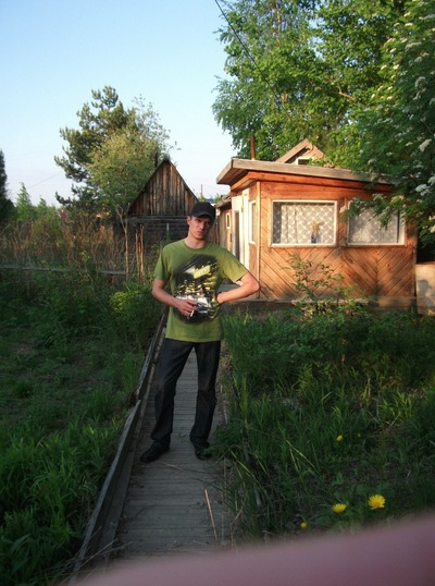 Максим Глухов, 15 апреля 1987, Излучинск, id54445