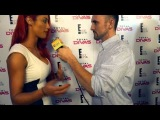WWE SUMMER SLAM (Jesse F Daniels Interviews) EVA MARIE