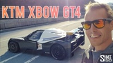 The KTM X-Bow GT4 is a Serious BATMOBILE! EXPERIENCE