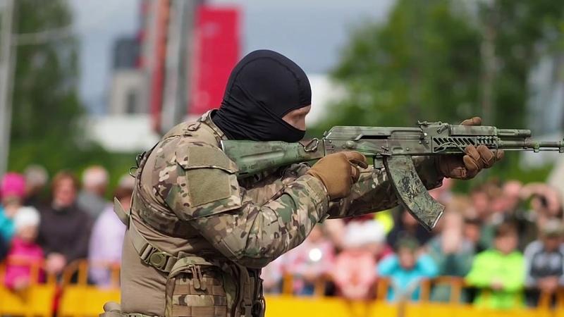 День пограничника-2019 в Петрозаводске