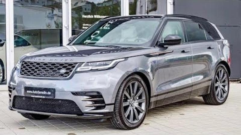 2019 Range Rover Velar FULL REVIEW