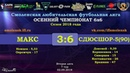 Осенний сезон 6х6-2018. МАКС - СДЮСШОР-5(90) 3:6 (матч полностью)