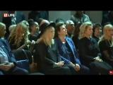 Певица Алла Пугачева на церемонии прощания  с Иосифом Кобзоном 02.09.2018 года
