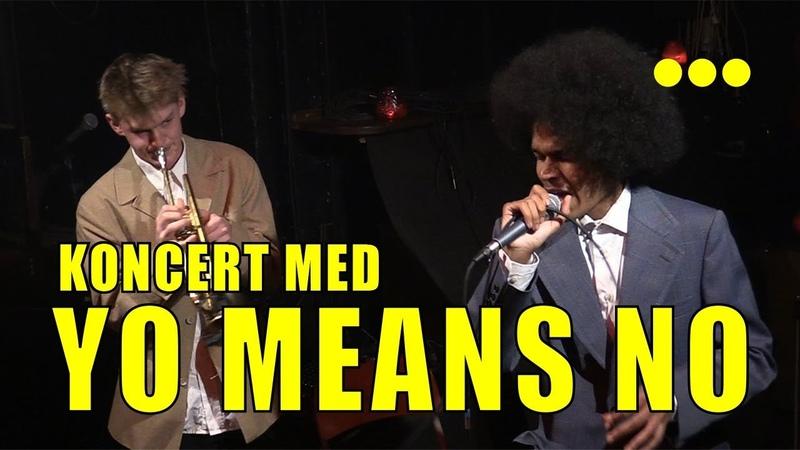 Koncert med Yo Means No (20.04.2017)