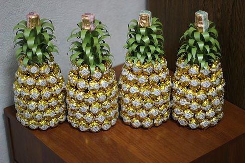Декор конфеты своими руками