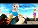 MMD - ( Elsa and Flynn Rider?) Rapunzel feels jealous by Elsa