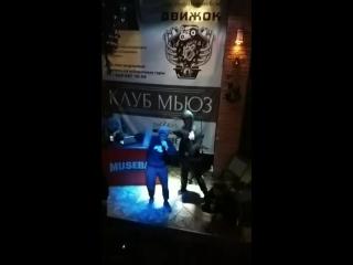 Москва таганский район метро таганская кафе или ресторан кароче типа трэш стайл вечерний корпоратив студентов