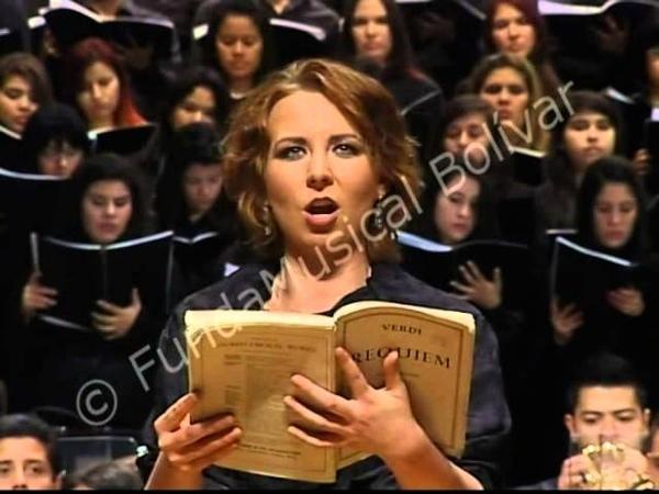 Requiem de Verdi FESNOJIV Gustavo Dudamel 2012