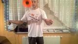 #13 Diabolo Tricks - Hand Trampoline - slow motion