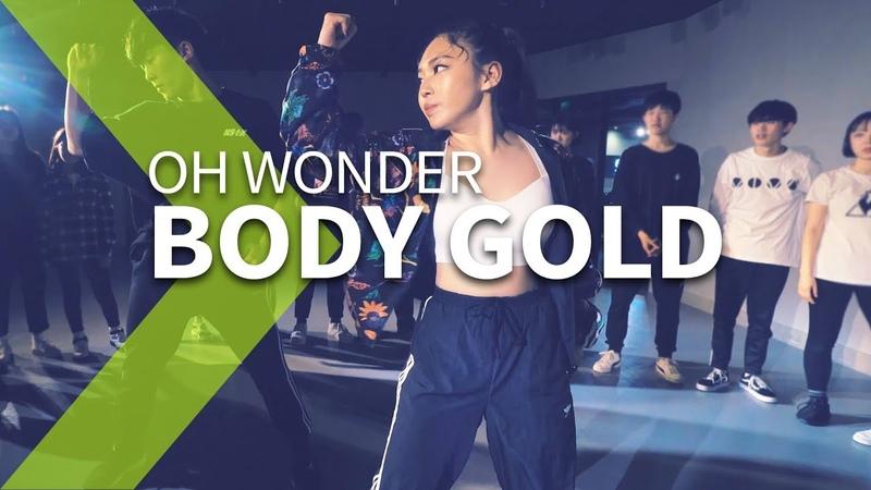 Oh Wonder - Body Gold (Louis The Child Remix) LIGI Choreography.
