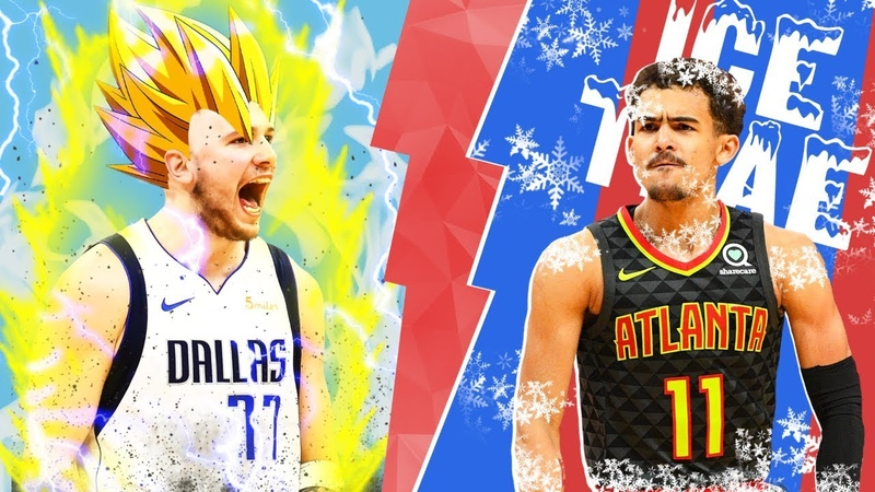 Luka Doncic or Trae Young Who is the NBA's Rookie of the Year | NBA Highlights