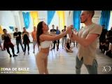 Yakov &amp Liza - Bachata Rostov-on-Don Zona de baile festival