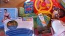 Первая посылка с сайта Детские игрушки и принадлежности. Очень приятные цены.