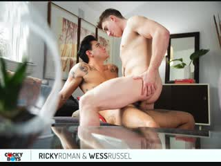 Ricky roman and wess russel