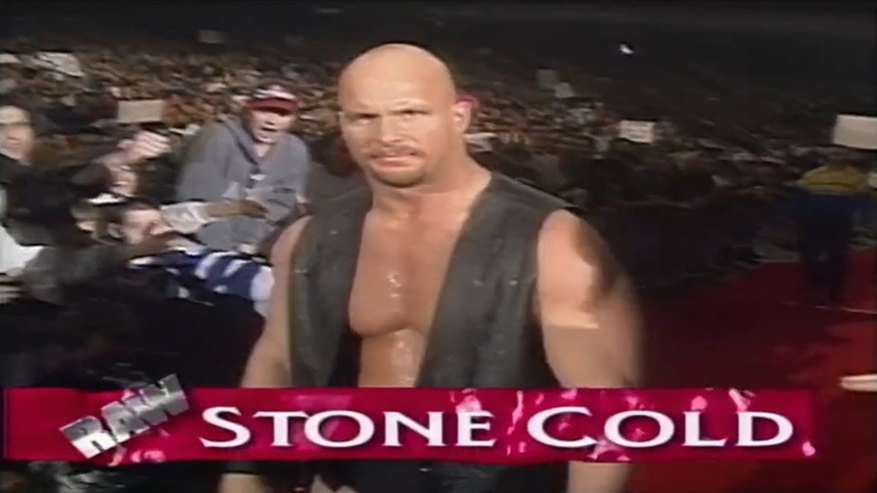 Stone Cold Vs Vader (Bret Hart Attacks Steve Austin) 02031997