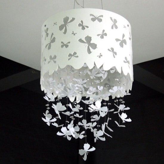Бабочки. Идеи декора (6 фото)