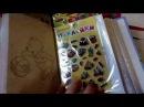 Мои наклейки,распечатки и вырезки для лд