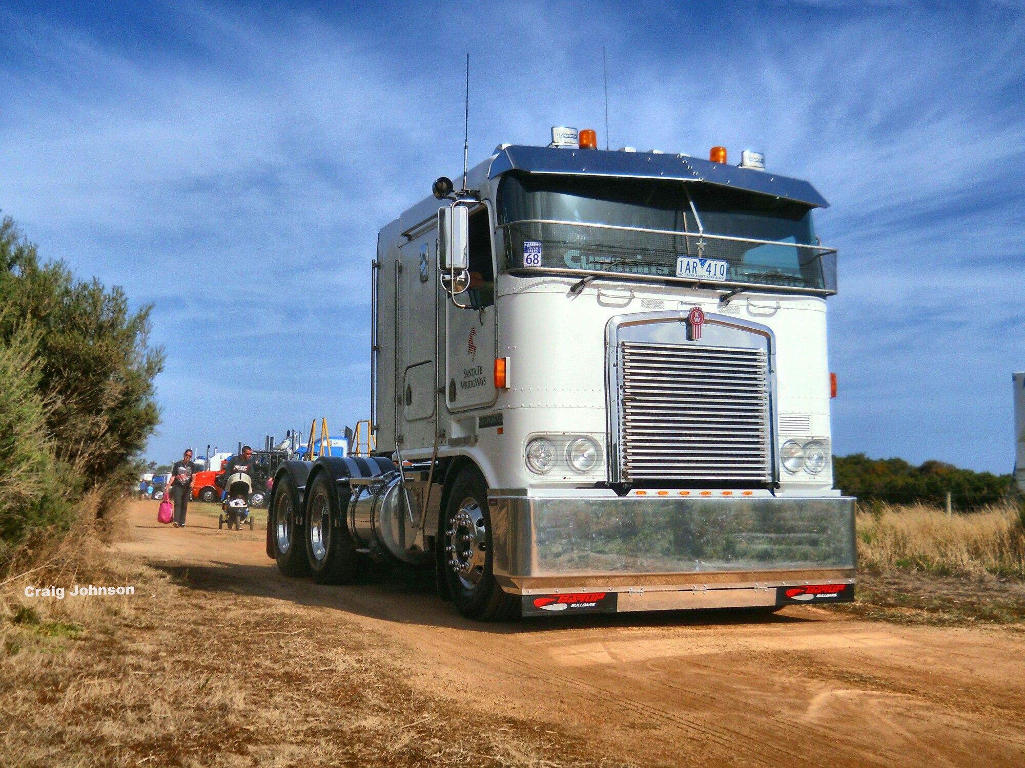 Американский легендарный грузовик 2016