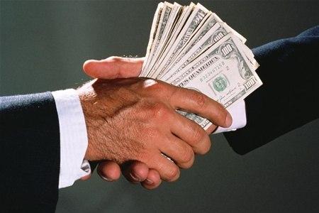 Гроші, корупція в Україні