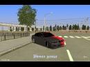 Боком на BMW M5 E60 в MTA:CR