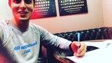 """ХАБИБ on Instagram: """"Дорогие мои, теперь я артист #MALFA ❤️ Эмоции переполняют мое сердце, я просто не мог  не поделиться с вами этой новостью 😍 Сп..."""
