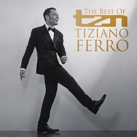 Tiziano Ferro альбом TZN -The Best Of Tiziano Ferro