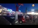 Болельщики беснуются на улицах после матча