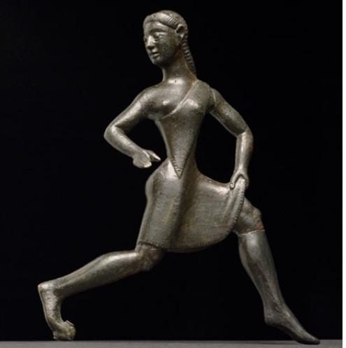Как жили в древней Спарте Женщины.
