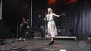 Aurora Aksnes In Boxes Lollapalooza, Chicago 2016.8.1