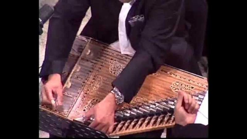 Bahadır Şener - Taksim, Nihavent Longa (Saraybosna Flarmoni Orkestrası)
