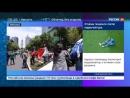 Допрыгались: мексиканские фанаты вызвали в своей стране землетрясение