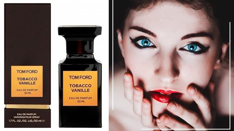 Tom Ford Tobacco Vanille Том Форд Табак Ваниль обзоры и отзывы о духах