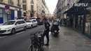 На севере Парижа неизвестный захватил заложников