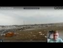 Камикадзе Ди показал постапокалиптическую свалку в Омской области. Омск. Помойка. Экология на уровне фантастики. Трэш. Пакетики.