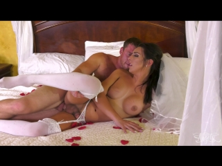 Chanel santini - here cums the bride
