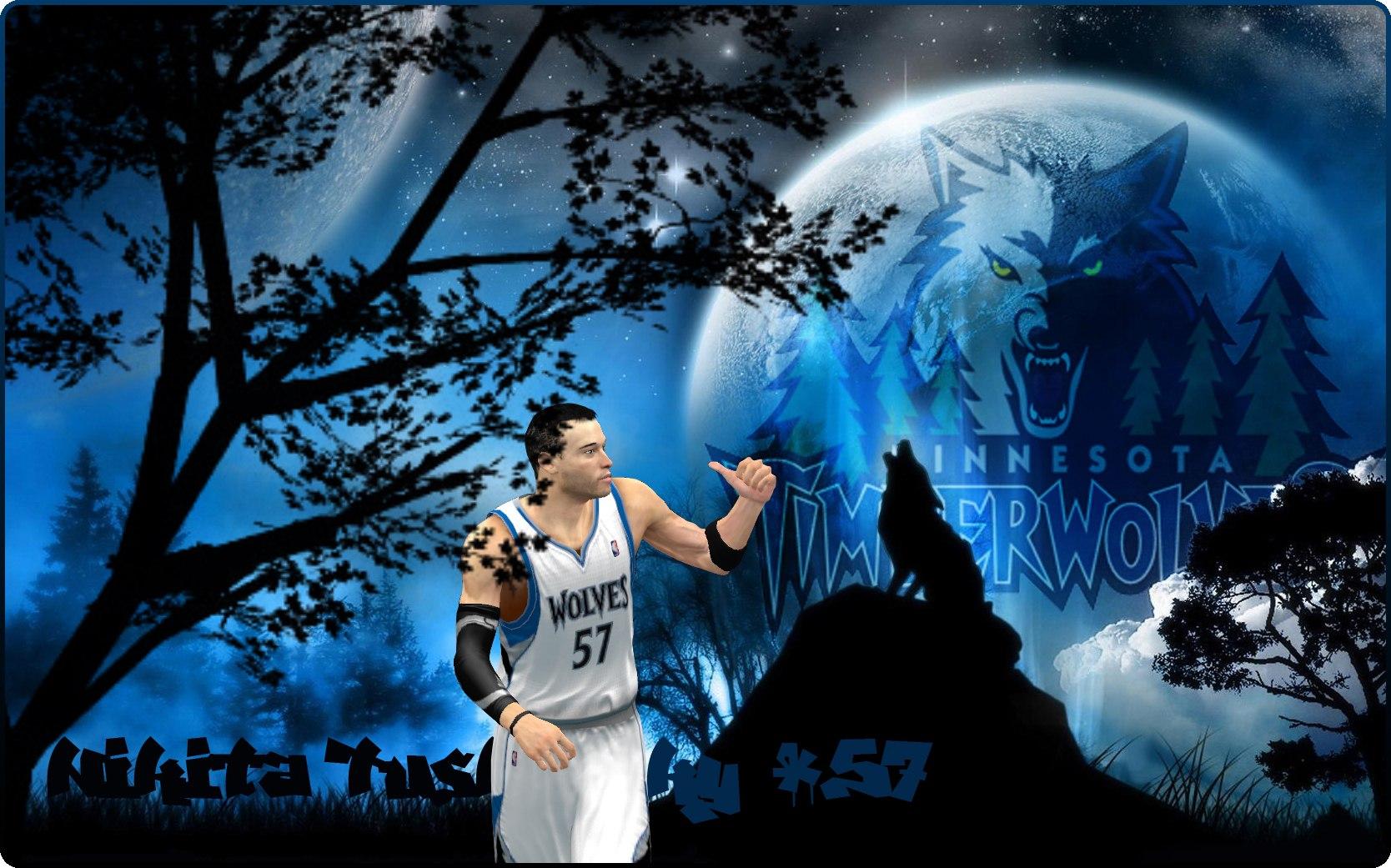 Лучшая заставка НБА2К