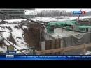 Вести Москва Обрушение тоннеля на Калужском шоссе работа спасателей завершена