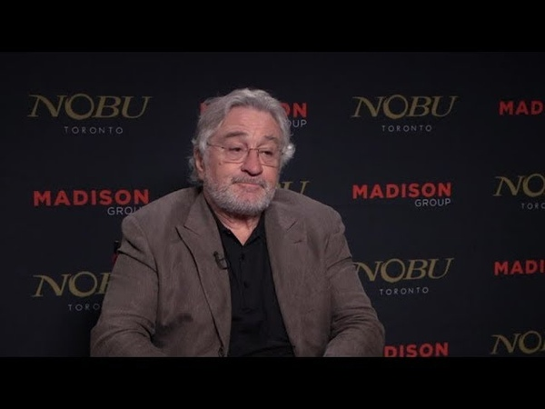 Robert De Niro on Trump: I apologize for 'this idiot' taking us into to the dump