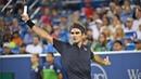 Hot Shot: Federer Wins Epic Point v. Wawrinka In Tie-break Cincinnati 2018