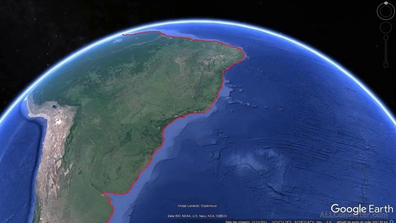 Uma Curiosidade Matemática - (Perímetro da Antártida)