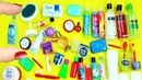 40 DIY Miniature Bathroom Accessories Products each in less than 1 min simplekidscrafts